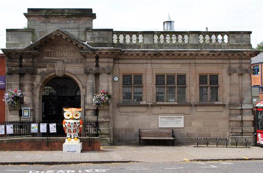 Kings Heath library