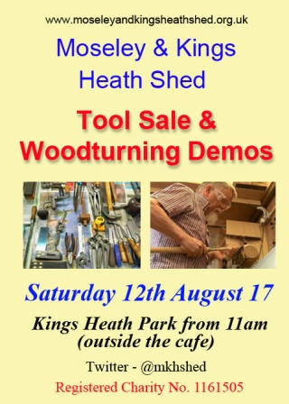 Moseley and Kings Heath Shed poster